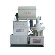 High automation manual pellet machine