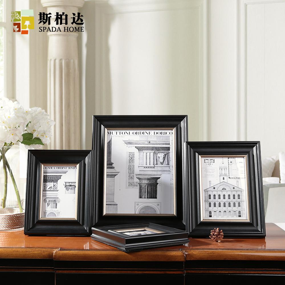achetez en gros pas cher cadre photo en ligne des grossistes pas cher cadre photo chinois. Black Bedroom Furniture Sets. Home Design Ideas