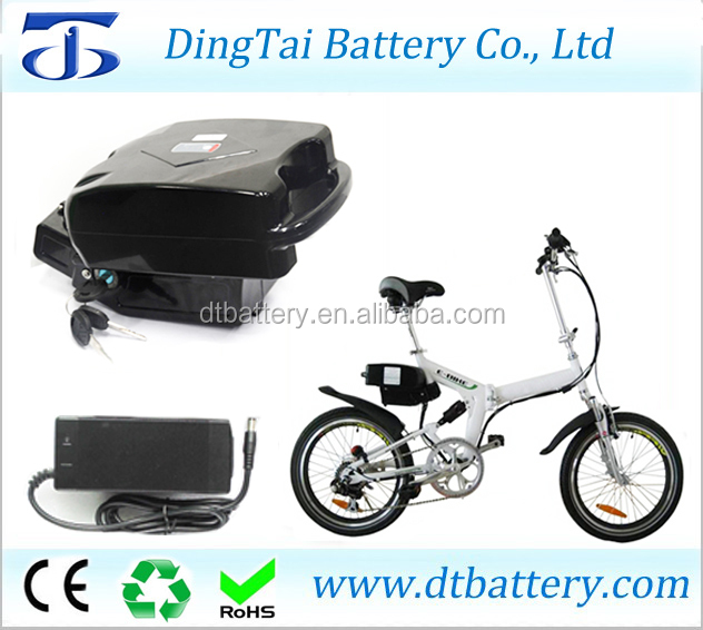 Wholesale good quality 52v 14ah e-bike battery pack frog electric ...