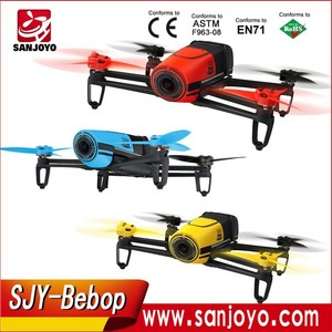 Parrot Bebop quadcopter with GPS BeBop 1080p Fisheye parrot Aircraft hobby toy