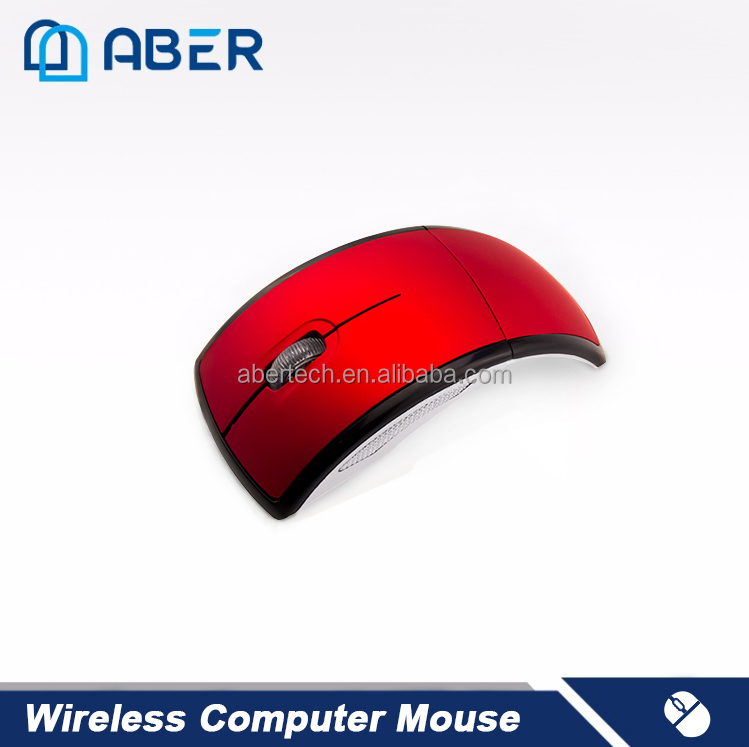 OEM Mini 2.4Ghz Wireless Optical Mouse with 1600DPI