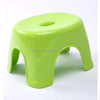Hot selling Modern colorful fashion stackable plastic stool made in china