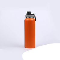 Personalised logo label 2017 Hot New Products 500ml Stainless Steel Thermos Vacuum Flask 18oz 32oz