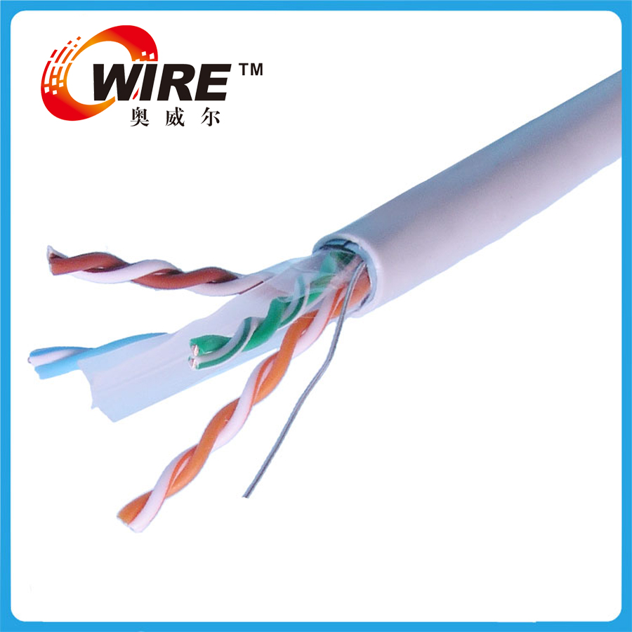China Factory Low Price and good quality UTP/FTP Cat6 cat6a Lan/network cable