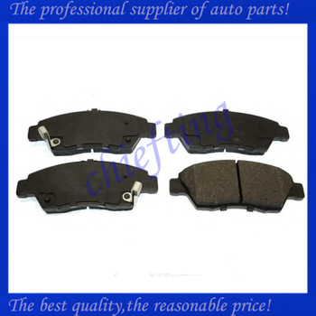 06450S5AG00 DISC BRAKE PAD SET FR AN 377WK 45022 SD5 40 AKEBON