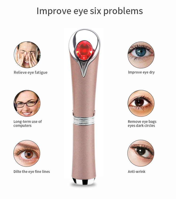 Korean skin care best product facial rejuvenation galvanic eye wrinkle acne treatment beauty machine