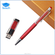 Wholesale gift item crystal ball pen brand logo advertising touch screen promotional pen set with usb flash drive