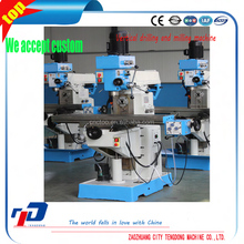 Made in China Drilling and milling machine DM6328