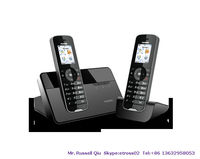 Unlocked Huawei F111 GSM & 3G DECT Wireless Phone 2 handsets, for home & office use