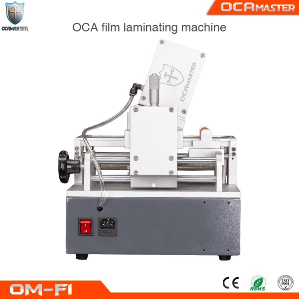 OCAmaster OM-F1 Latest for iPhone 5/5s/6/6plus/6s/6splus OCA Vacuum Laminating Machine