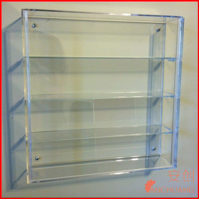 Wall Mounted Display Case Easy Home Decorating Ideas