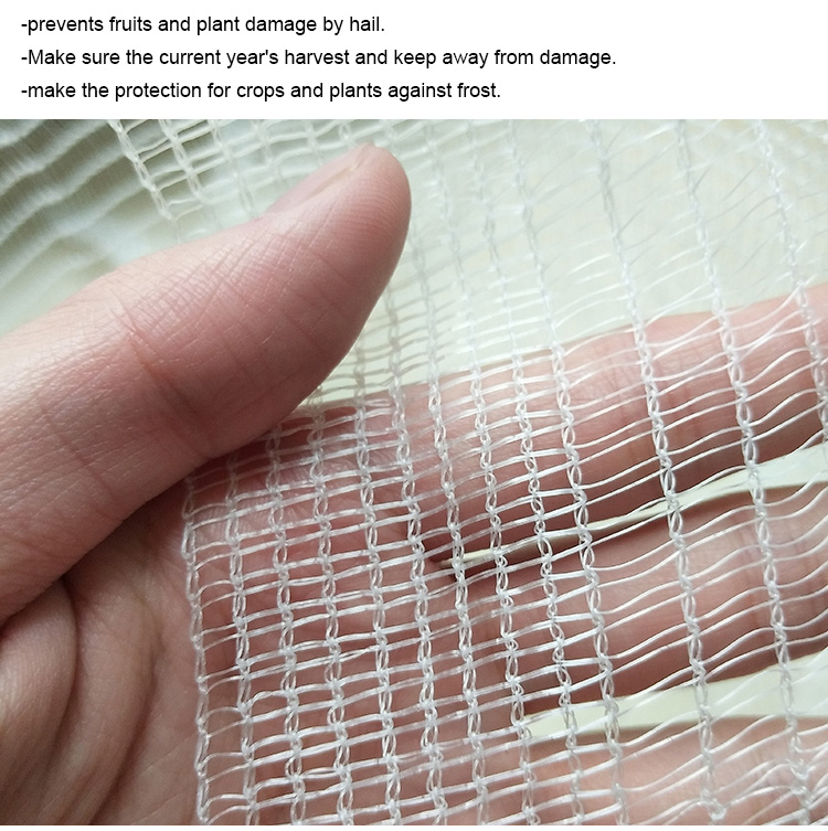high quality anti hail net for sale