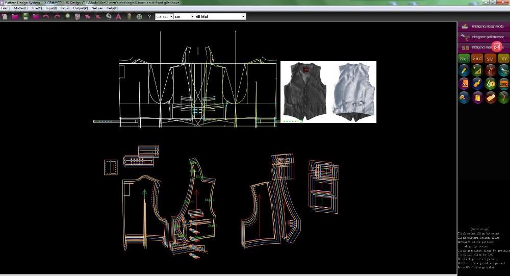 Bok Garment Cad Software Buy Cad Cam Software Garment