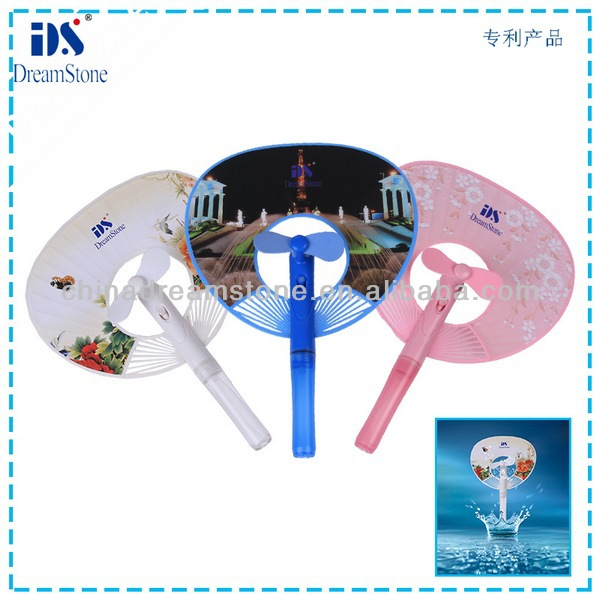 Mini Handheld Fan Mini Air Conditioner Fan With Water Spray As See On TV for a cooling Summer