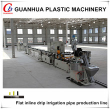 Hdpe plastic pipe making machine Pvc water tube extrusion line single screw extruder equipment manufacturer