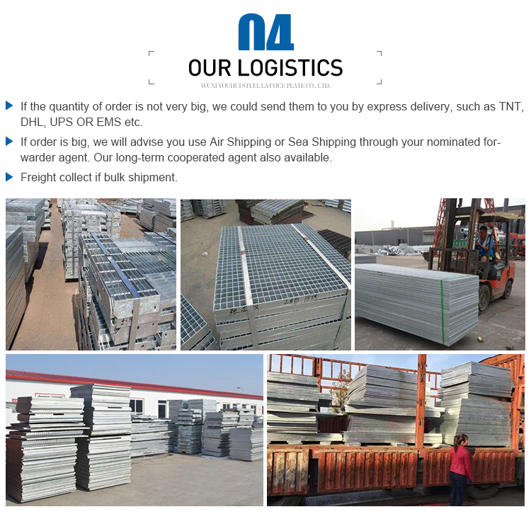 Compound Steel Grating with CE Approval Q235
