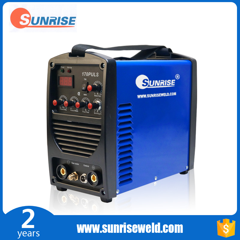 New design machine grade Strong arc portable ac/dc TIG welding Of Different Capacities