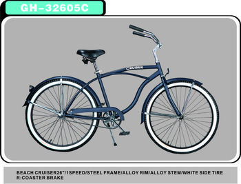 "26"" beach bike,beach cruiser bike, cheap price bike."