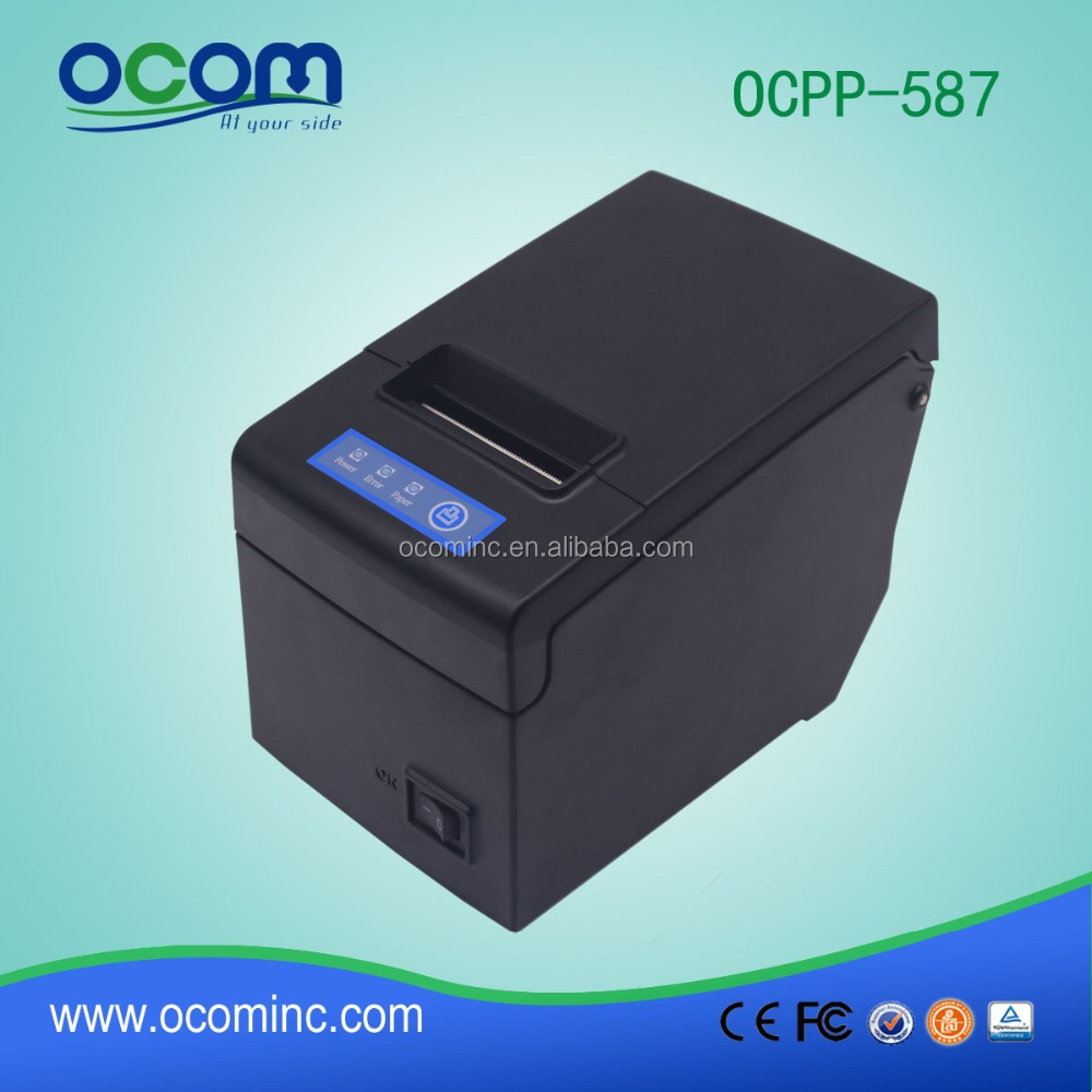 Ocpp-587: Cheap 58mm Thermal Pos Bill Receipt Printer With Big ...