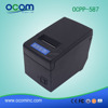 OCPP-587: cheap 58mm thermal POS bill receipt printer with big paper holder