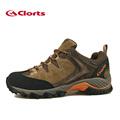 2016 Clorts Men Hiking Shoes HKL 806 Waterproof Cow Suede Outdoor Trekking Shoes EVA Sports Sneakers