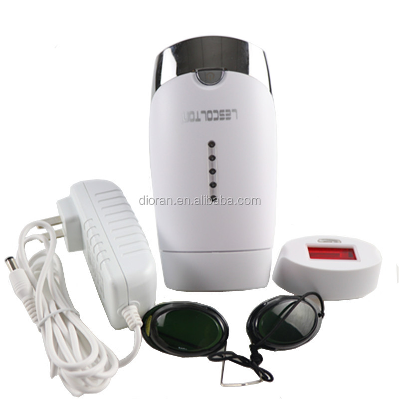 Hot Sales Portable Personal Home Use IPL Hair Removal Device with Two Lamp