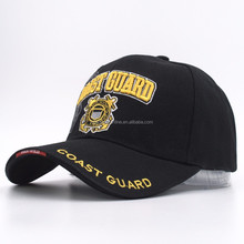 Outdoor Casual USA Coast Guard Army Baseball Cap Bone US Navy Hat Snapback Caps Men Women Black Tactical Cap Casquette