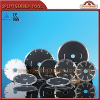 Mini Circular Saw Blade For Dry Cutting Stone
