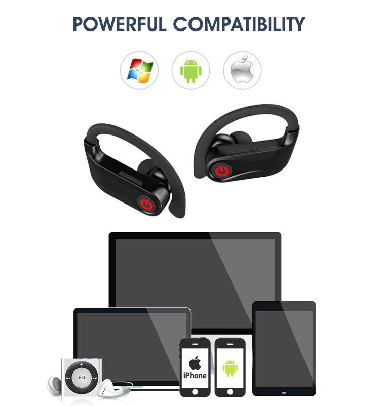 Factory Manufacture Wireless Headphones