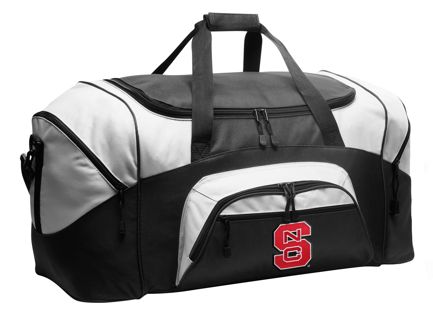 NC State Wolfpack Duffel Bag NC State Gym Bags or Suitcase