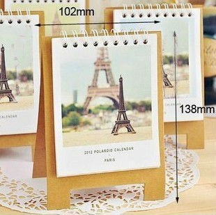 high quality calendar with full color printing