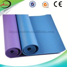 colorful natural rubber yoga mat pvc fitness wonderful anti slip yoga mat 1 piece free