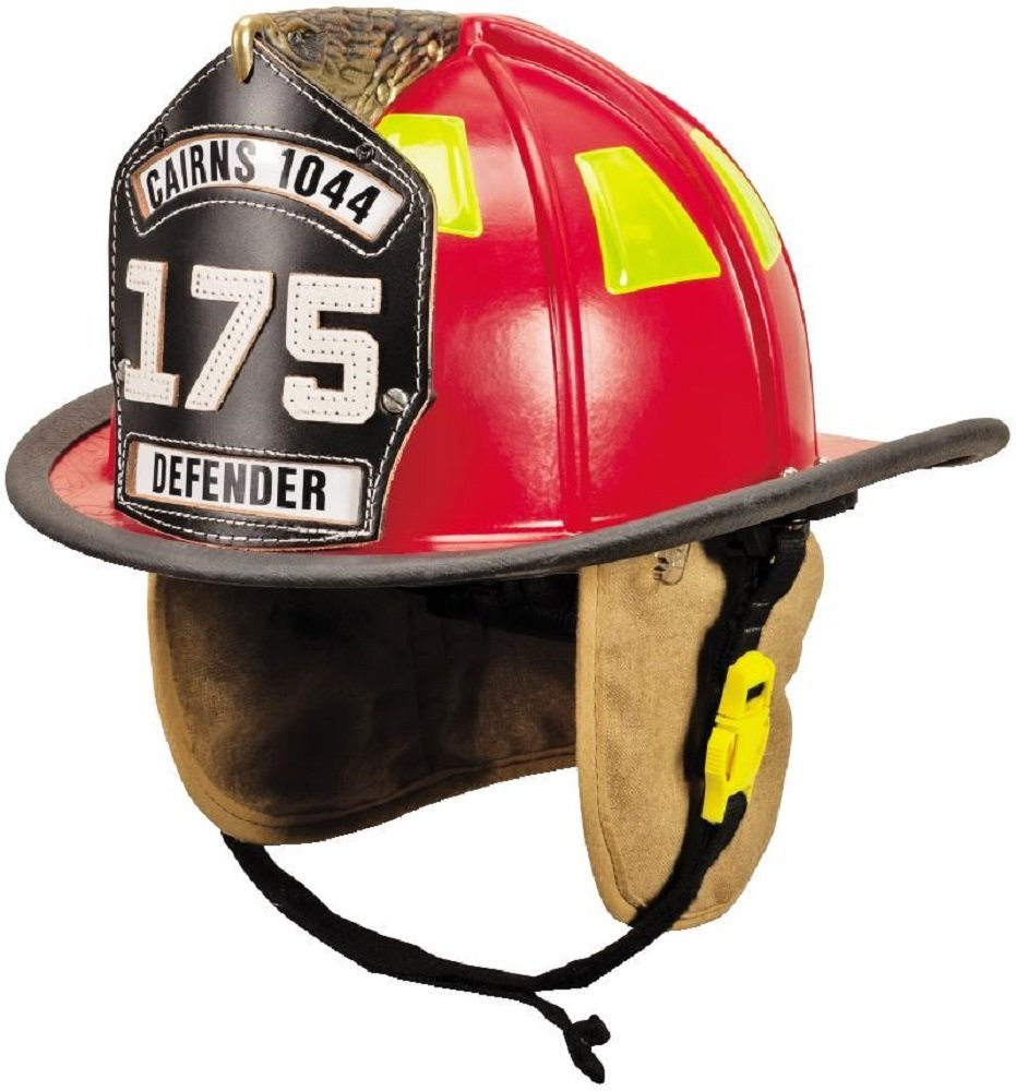 Buy Msa Safety 1044xdr Cairns Fire Helmet With Ess Goggles Deluxe