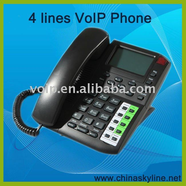 VoIP Phone for branch call