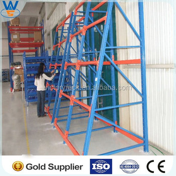 A Frame Vertical Storage Racks From Nanjing Victory