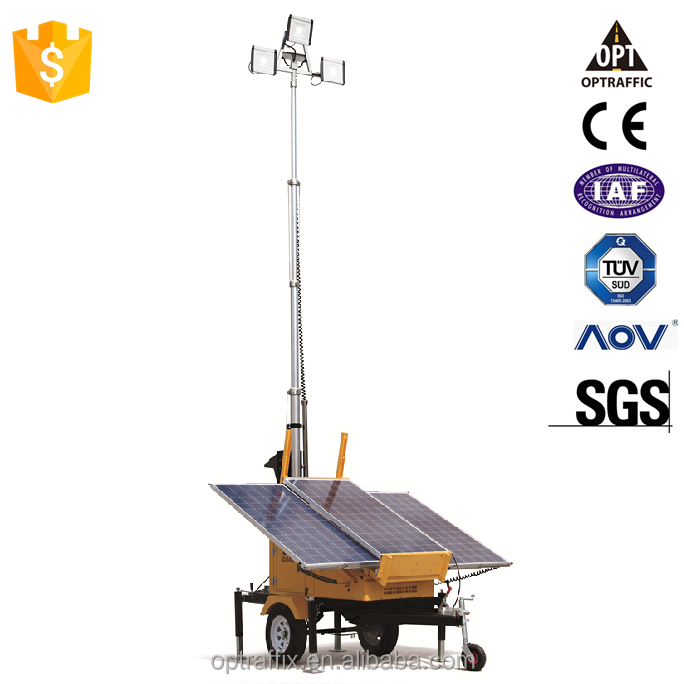 Slt-400 Balloon Light Tower Price,Portable Led Tower Light,Mobile ...