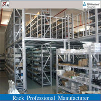 Warehouse Auto Tire Racking 4S Store duty parts Rack