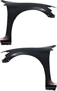 Evan-Fischer EVA1690809140994 CAPA Fender Set of 2 Front Driver and Passenger Side Steel Primered