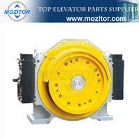 Elevator parts   Traction Machine MZT-TG-W8   Gearless Elevator Motor