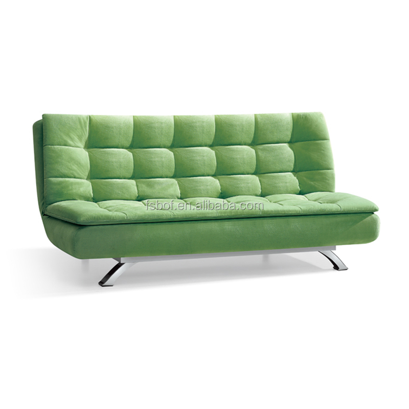 Simple Design Metal Single Wooden Sofa Bed Designs Ls101 Product On