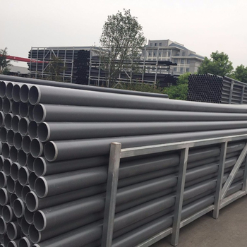 reliable competitive price  pvc plastic irrigation pipe