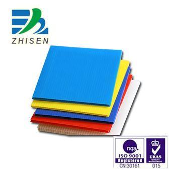 best selling pp corrugated danpla sheet buy pp