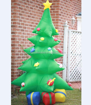 Comprar arbol de navidad inflable