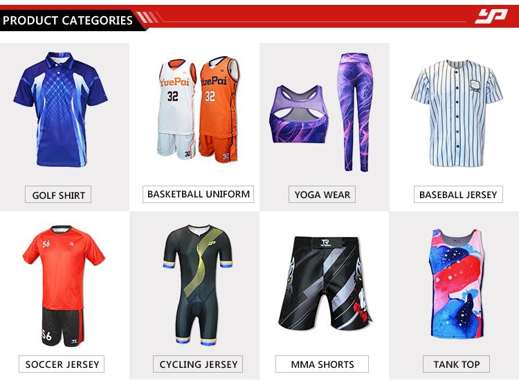 Uniformes de football de sport en jersey de football, maillot de football personnalisé