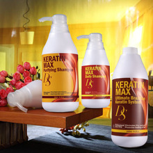 Wholesale hair salon products dry & frizzy hair type keratin hair treatment