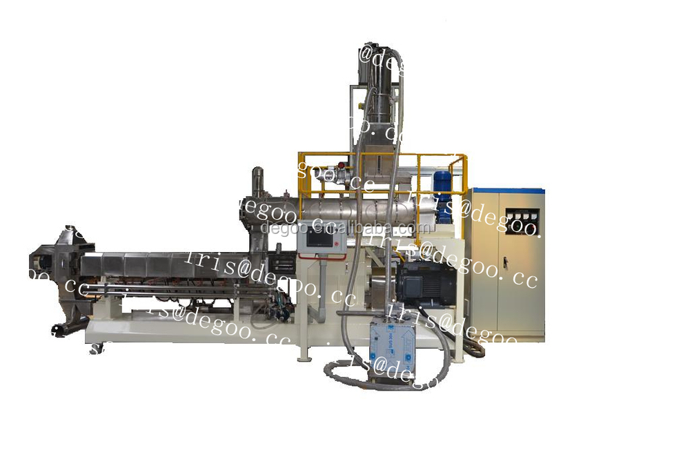 China Jinan Automatic Corn flakes/Breakfast cereals machine/Extruder/Processing Line machines factory manufacture