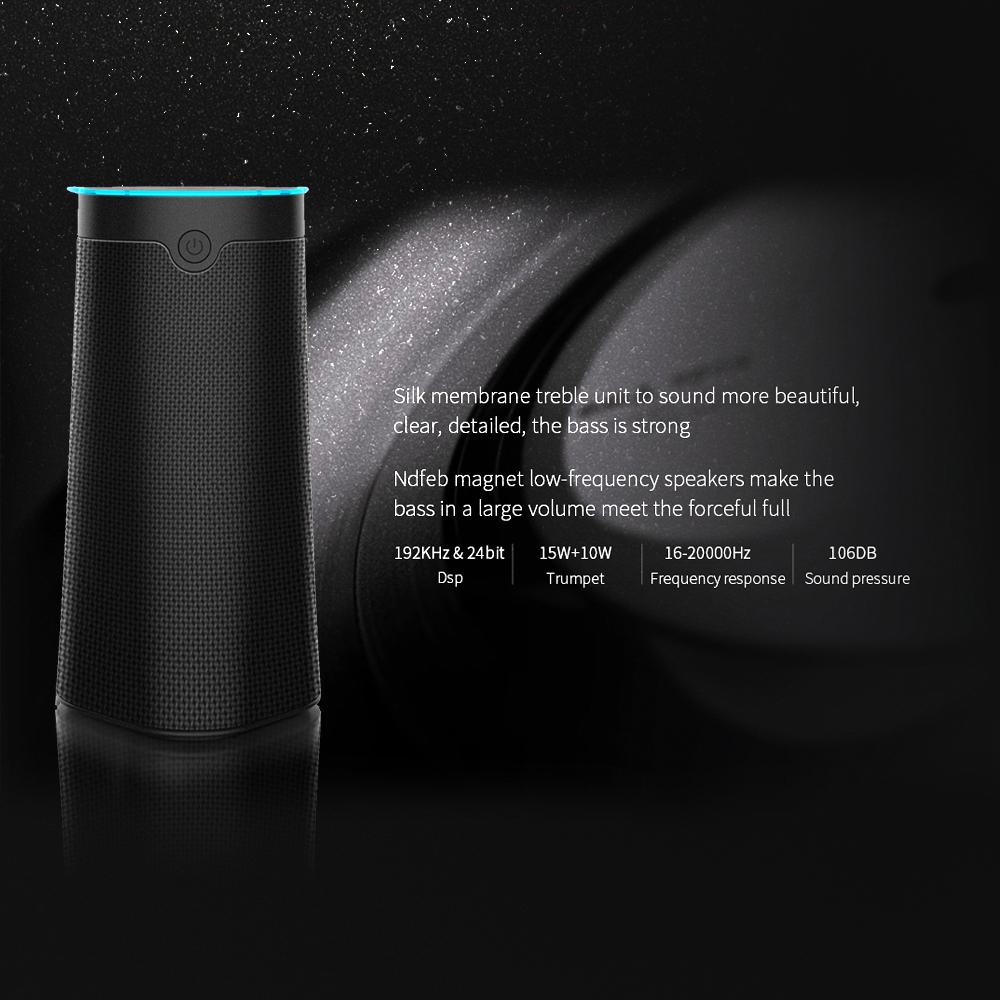 Amazing Smart Home Products HF30 Alexa Voice Control Amazon Echo Smart  Speaker