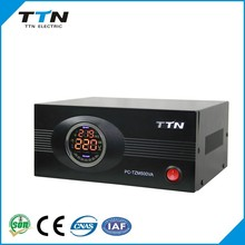 PC-TZM1000VA Relay Control Automatic Hot Sale Single Phase Voltage Stabilizer