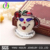 JTBR0036 Yiwu Huilin Jewelry Wacky Latest design Funny Christmas Sunglasses red hat snowman brooch