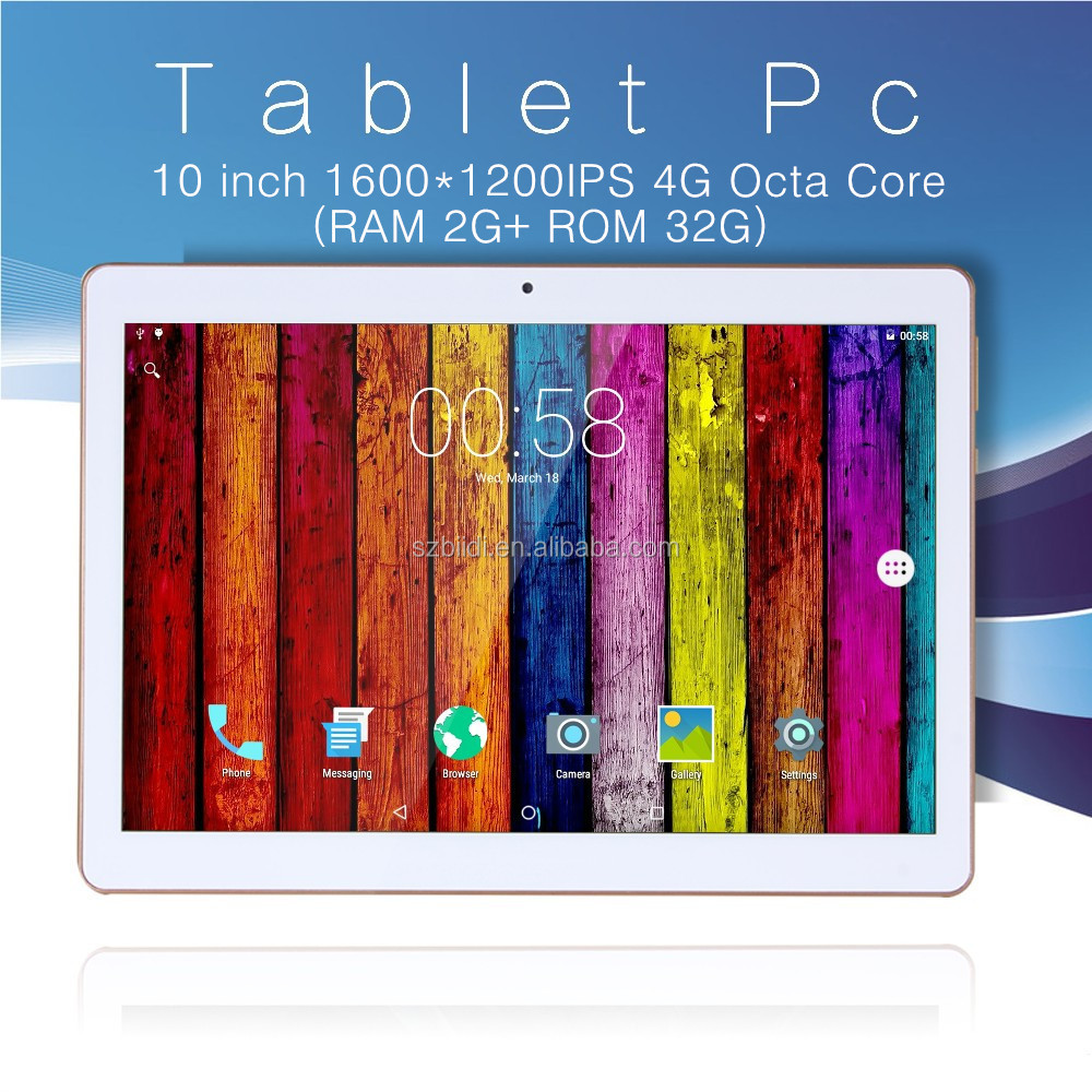 Roll laptop 10.1inch mediatek android tablet 4G LTE phone call tablet Octa core android 5.1 system